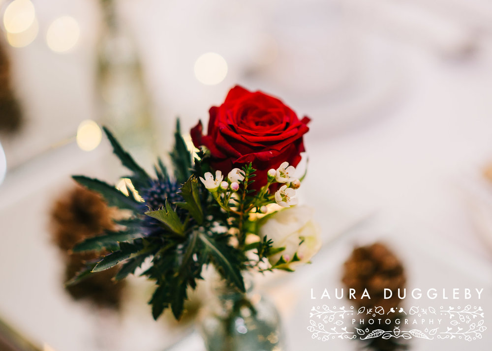 shireburn arms winter wedding ribble valley20