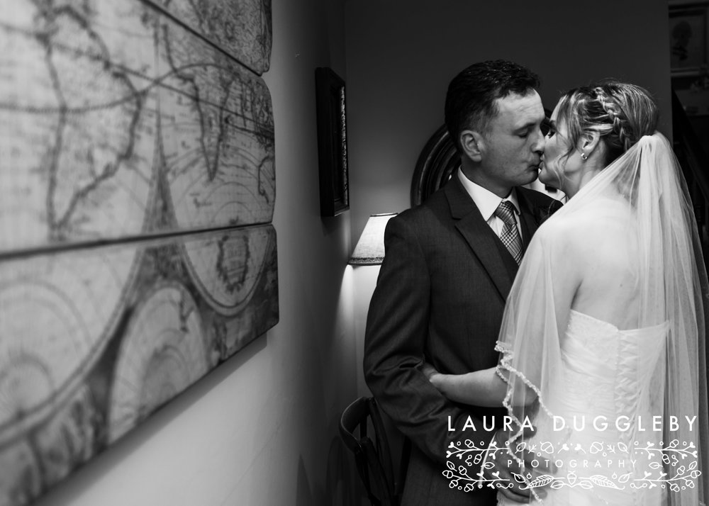 winter wedding ribble valley couple portraits