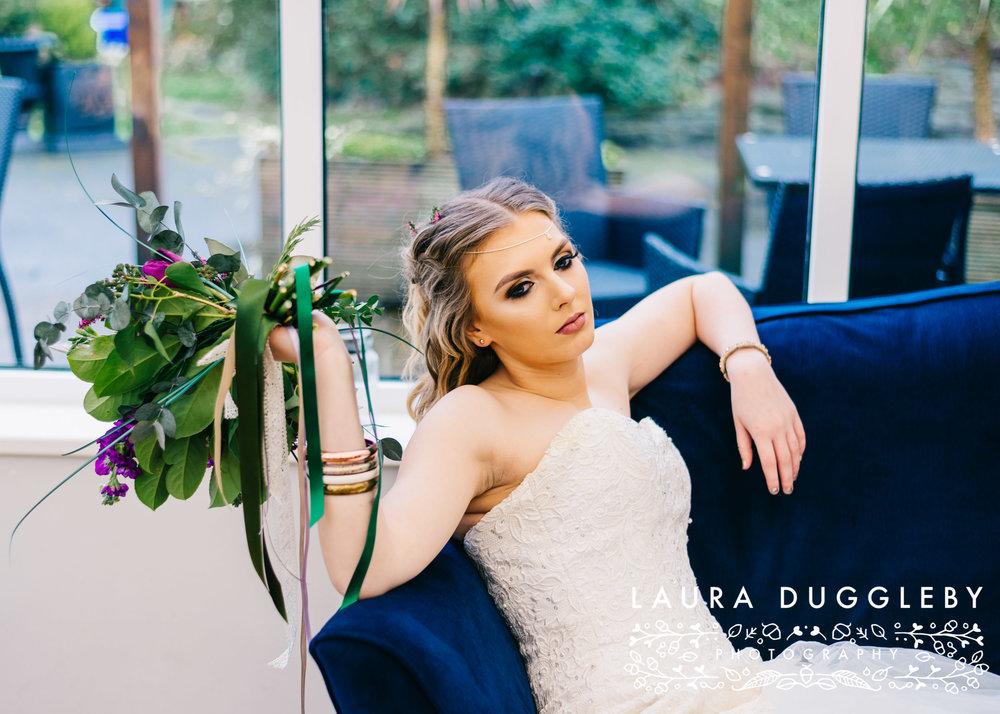 Rossendale Wedding Photographer - Boho styled shoot Sparth House Hotel AccringtonWedding Lancashire Styled Shoot Sparth House