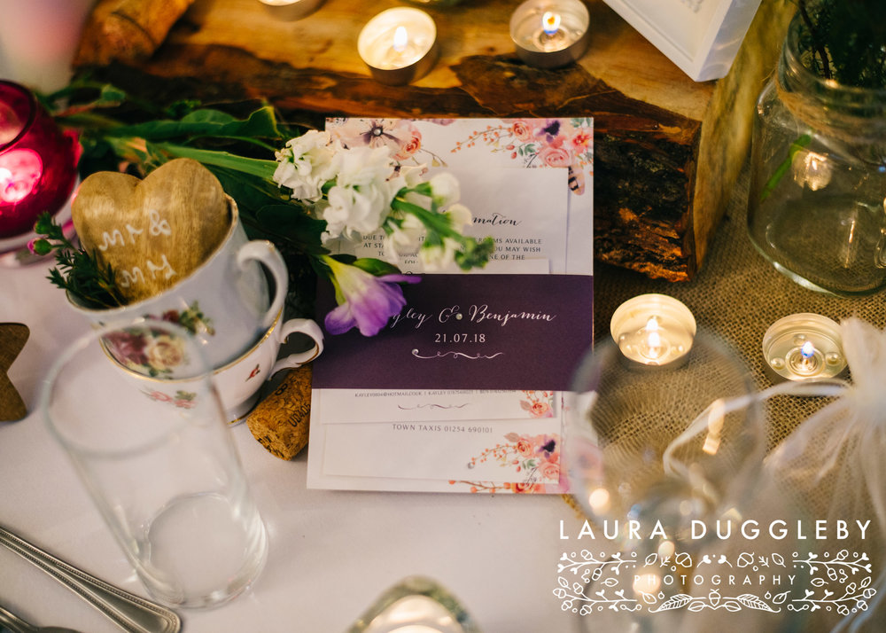 Lancashire Styled Shoot Sparth House