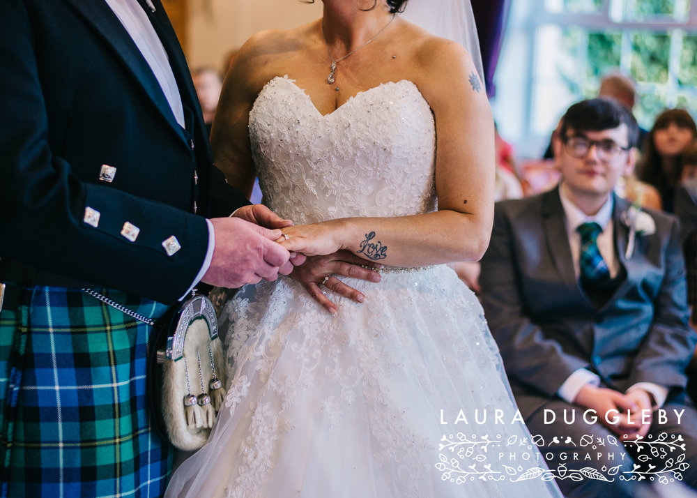 wedding at the old mill hotel ramsbottom lancashire - rossendale wedding photographer