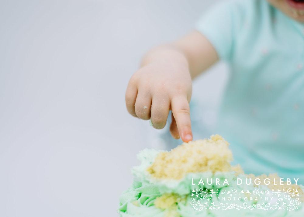 rossendale cake smash photographer
