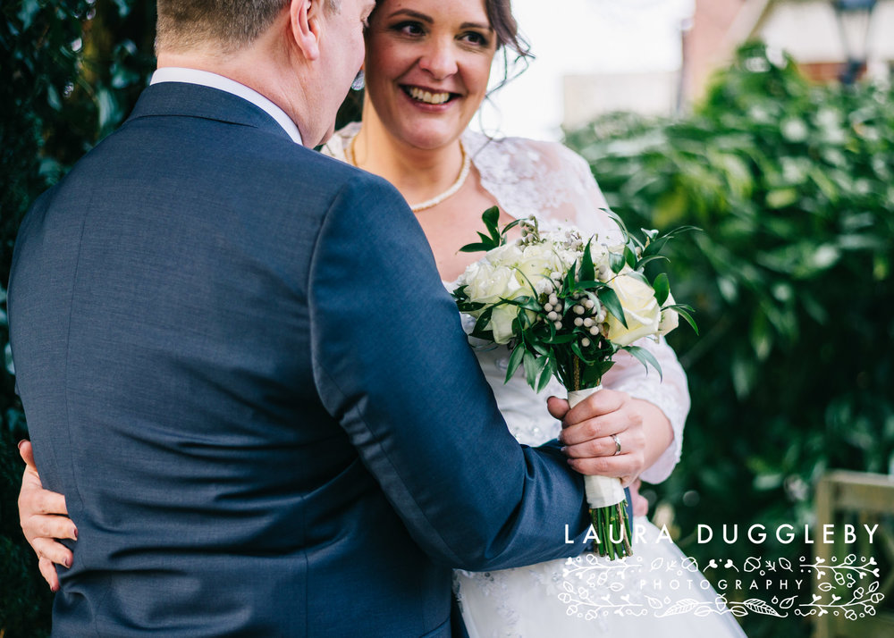 The Villa Hotel - Wrea Green Lancashire Wedding Photographer15