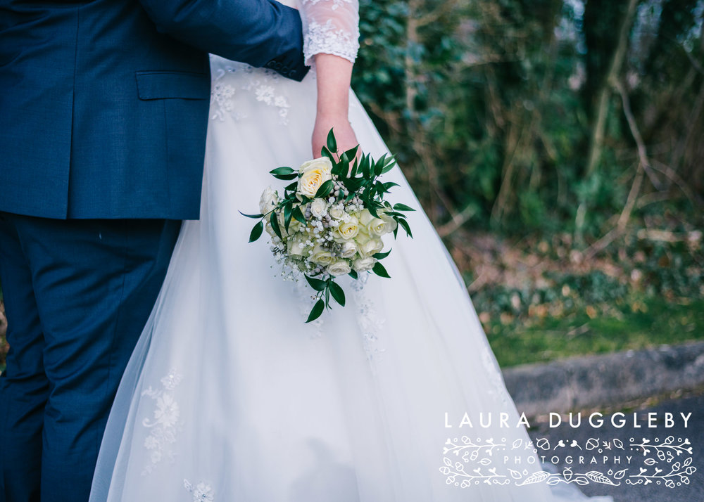 The Villa Hotel - Wrea Green Lancashire Wedding Photographer21