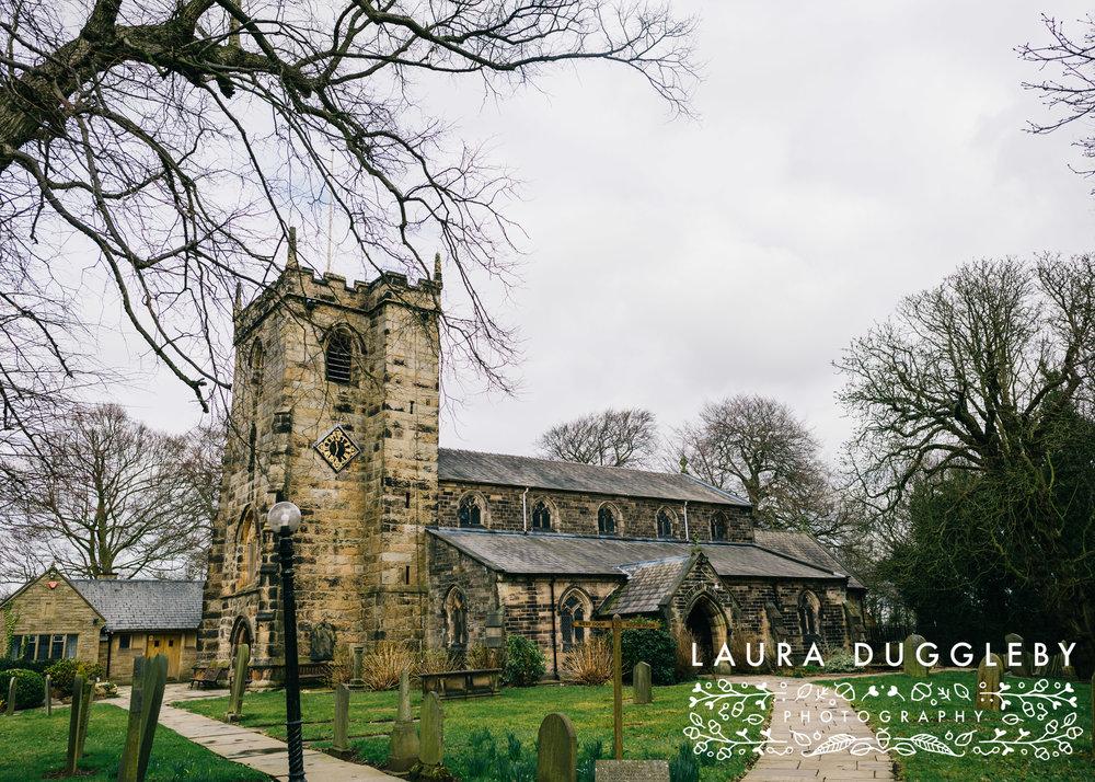 Mawdesley Village Hall - Lancashire Wedding Photographer