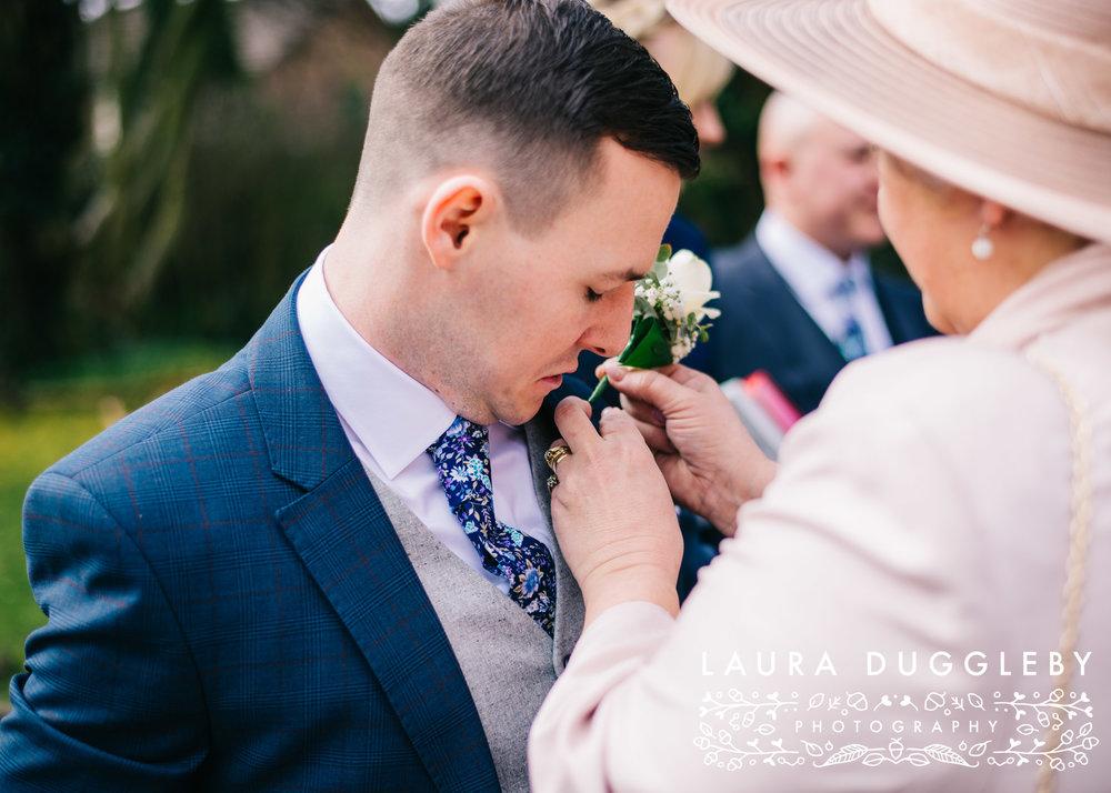 Mawdesley Village Hall - Lancashire Wedding Photographer3