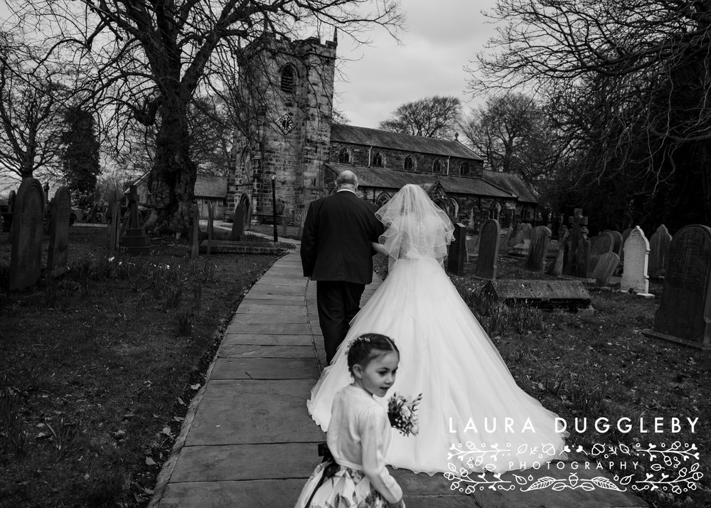 Mawdesley Village Hall - Lancashire Wedding Photographer - Laura Duggleby Photography