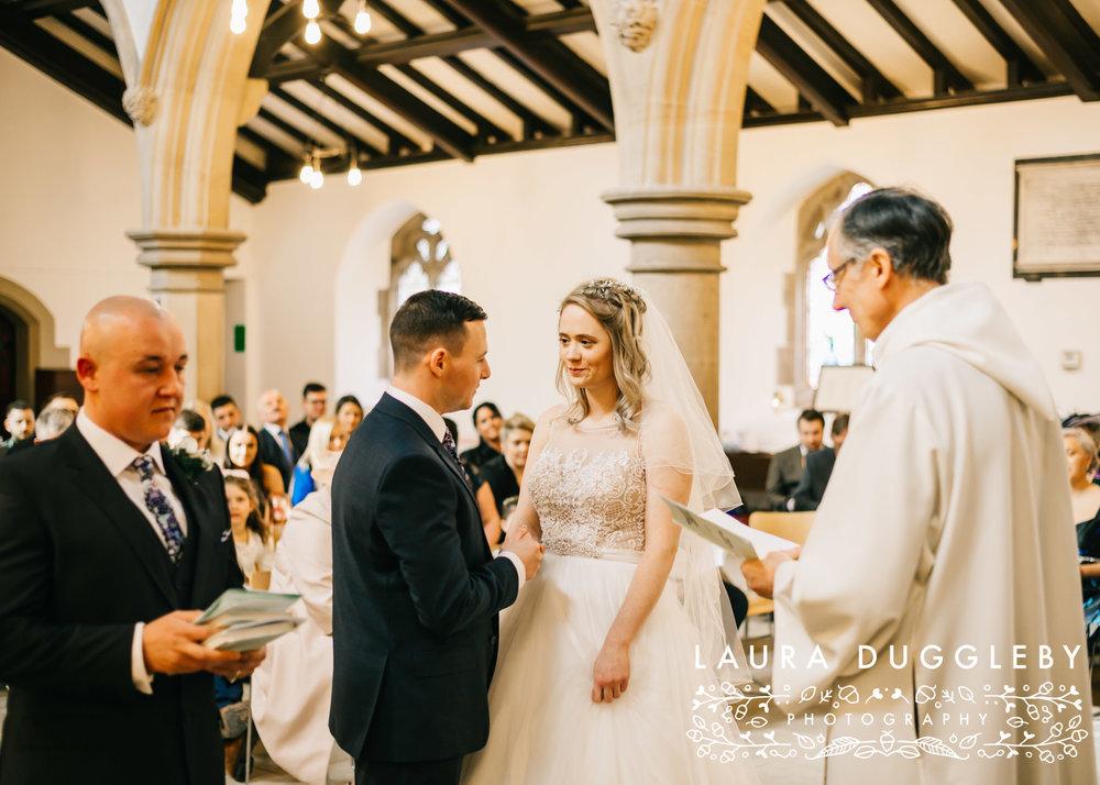 Mawdesley Village Hall - Lancashire Wedding Photographer - Laura Duggleby Photography3