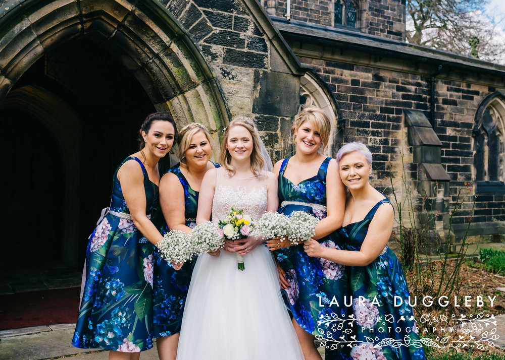 Mawdesley Village Hall - Lancashire Wedding Photographer - Laura Duggleby Photography5