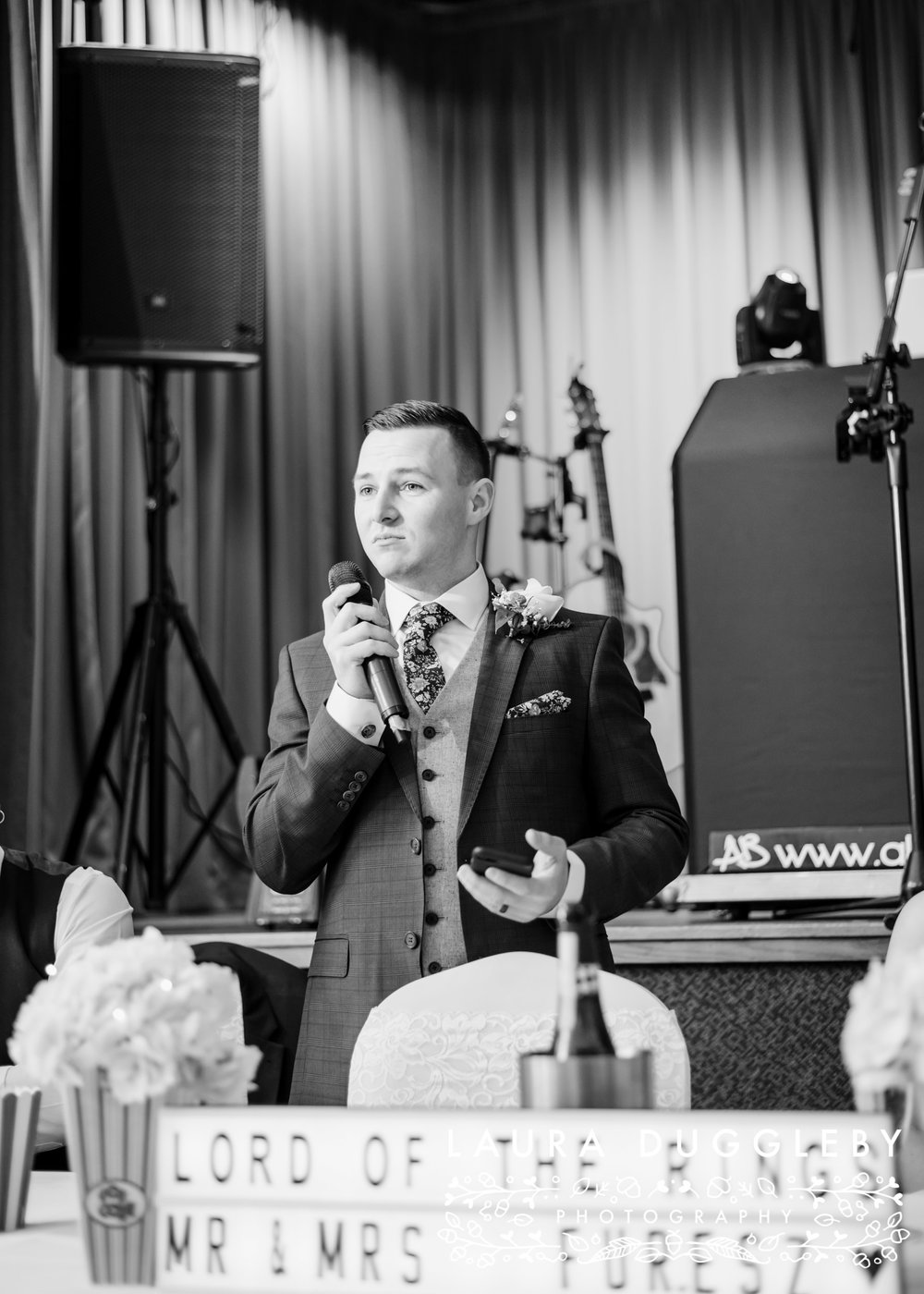DIY Mawdesley Village Hall Wedding - Lancashire Wedding Photographer 8