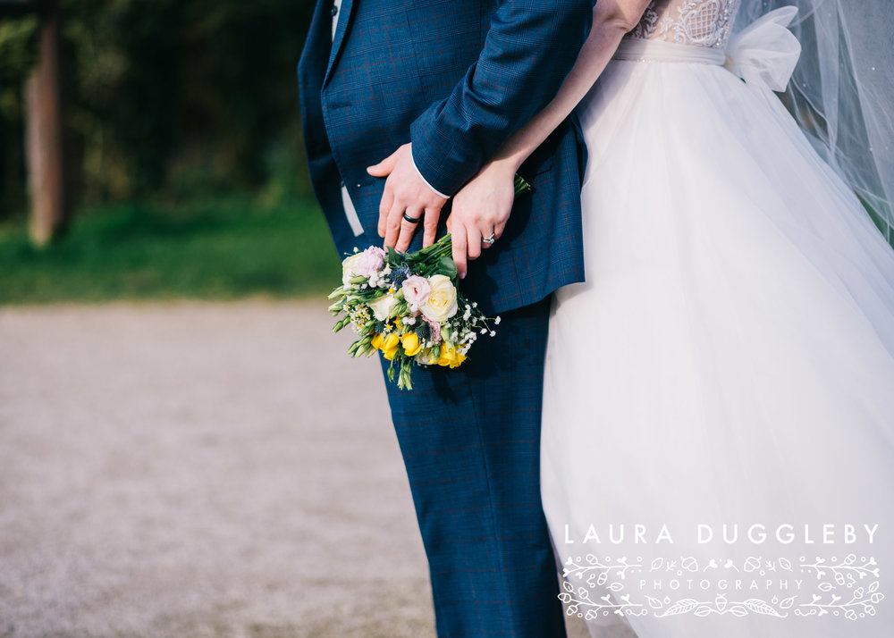 DIY Mawdesley Village Hall Wedding - Lancashire Wedding Photographer 16