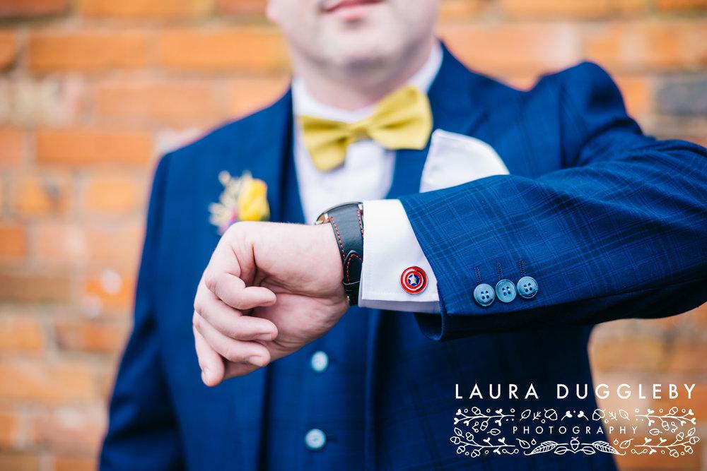 The Stables Hotel Bury - Lancashire Wedding Photographer2