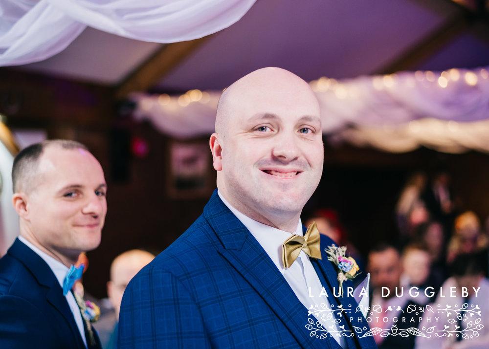 M&L The Stables Bury Wedding - Lancashire Wedding Photographer-13.jpg