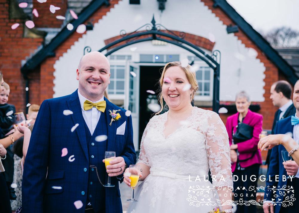 The Stables Hotel Bury - Lancashire Wedding Photographer4