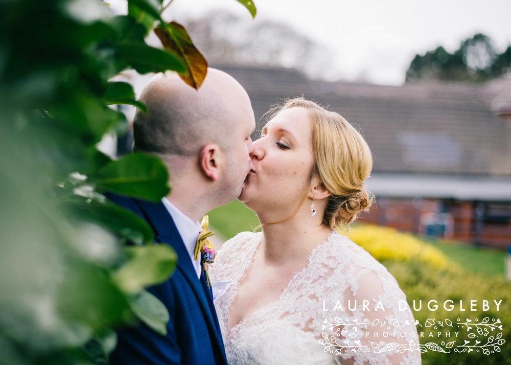 The Stables Hotel Bury - Lancashire Wedding Photographer7