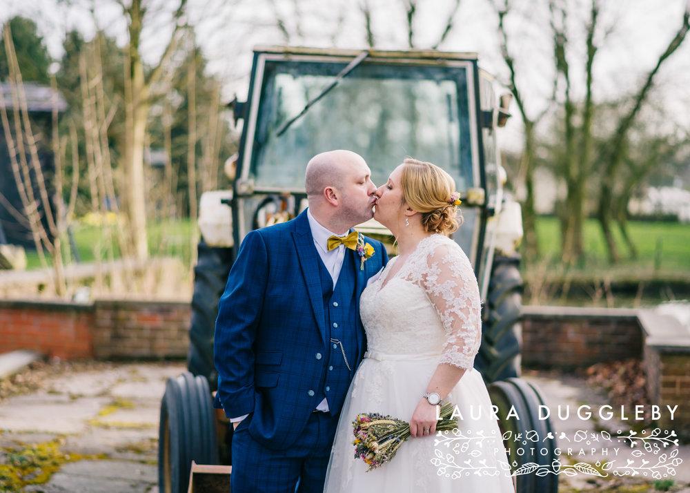 The Stables Hotel Bury - Lancashire Wedding Photographer13