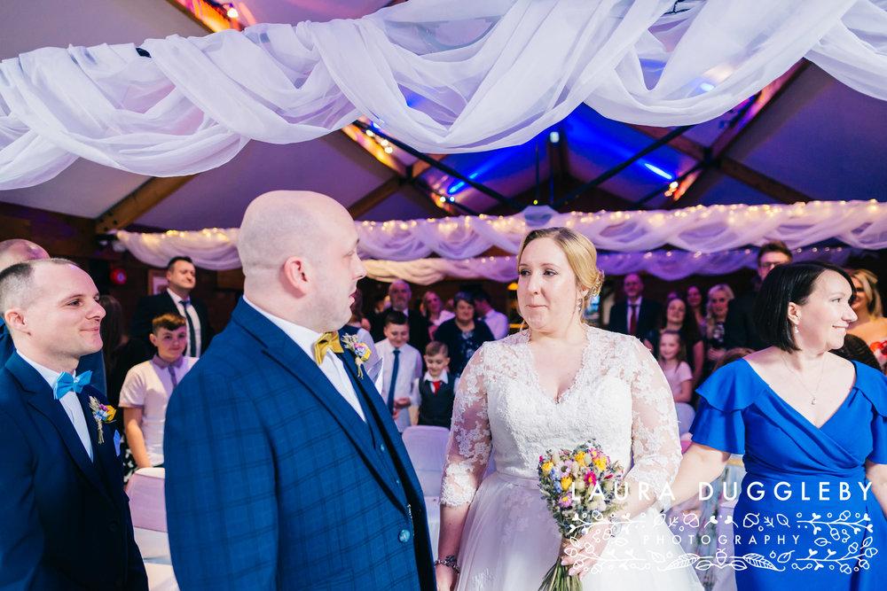 The Stables Hotel Bury - Lancashire Wedding Photographer3