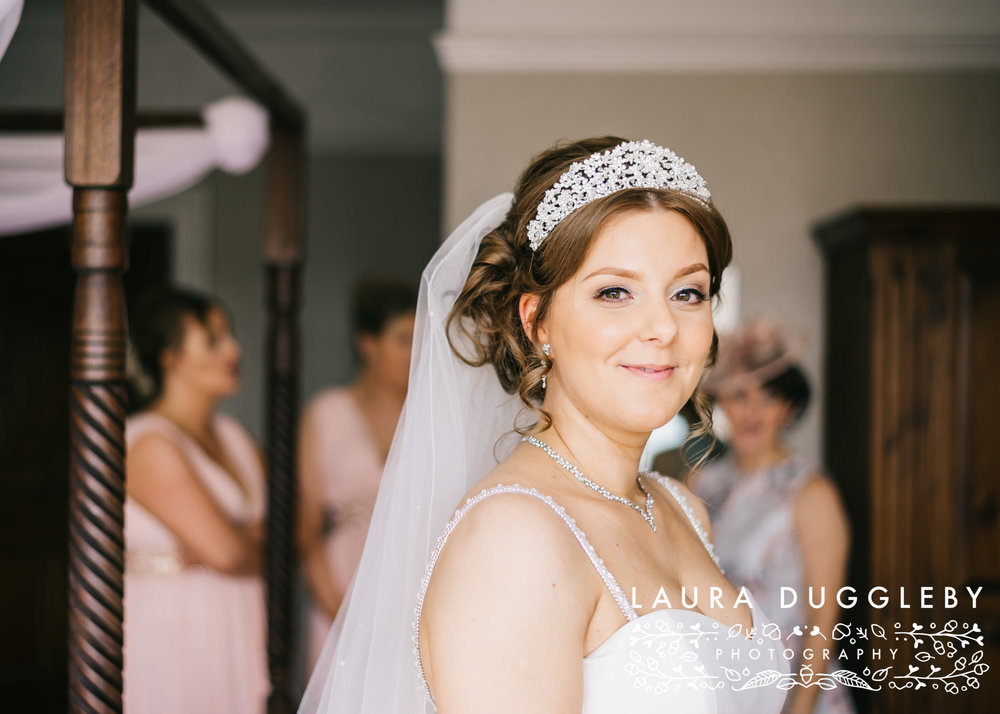 Higher Trapp Hotel Wedding, Ribble Valley Wedding Photographer6