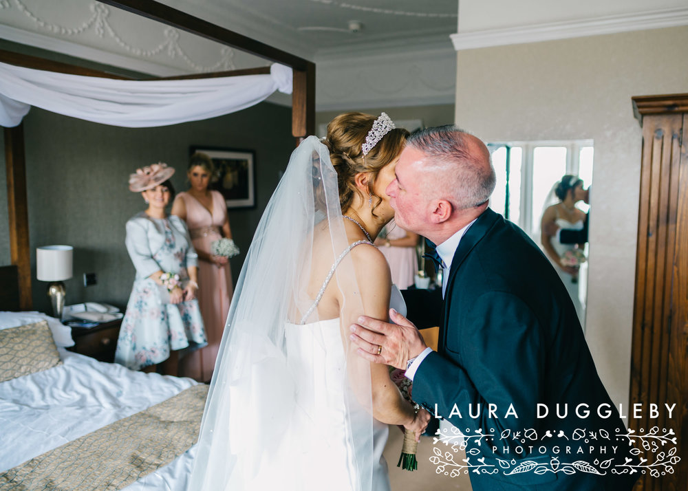 Higher Trapp Hotel Wedding, Ribble Valley Wedding Photographer7