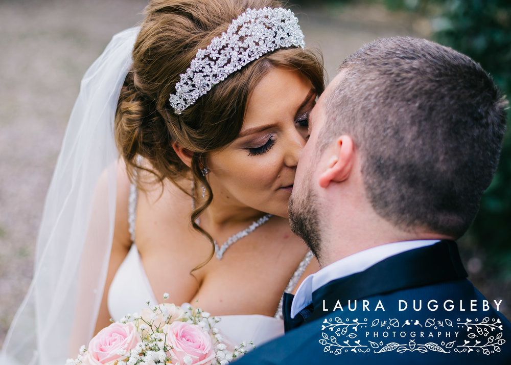Higher Trapp Hotel Wedding, Ribble Valley Wedding Photographer15