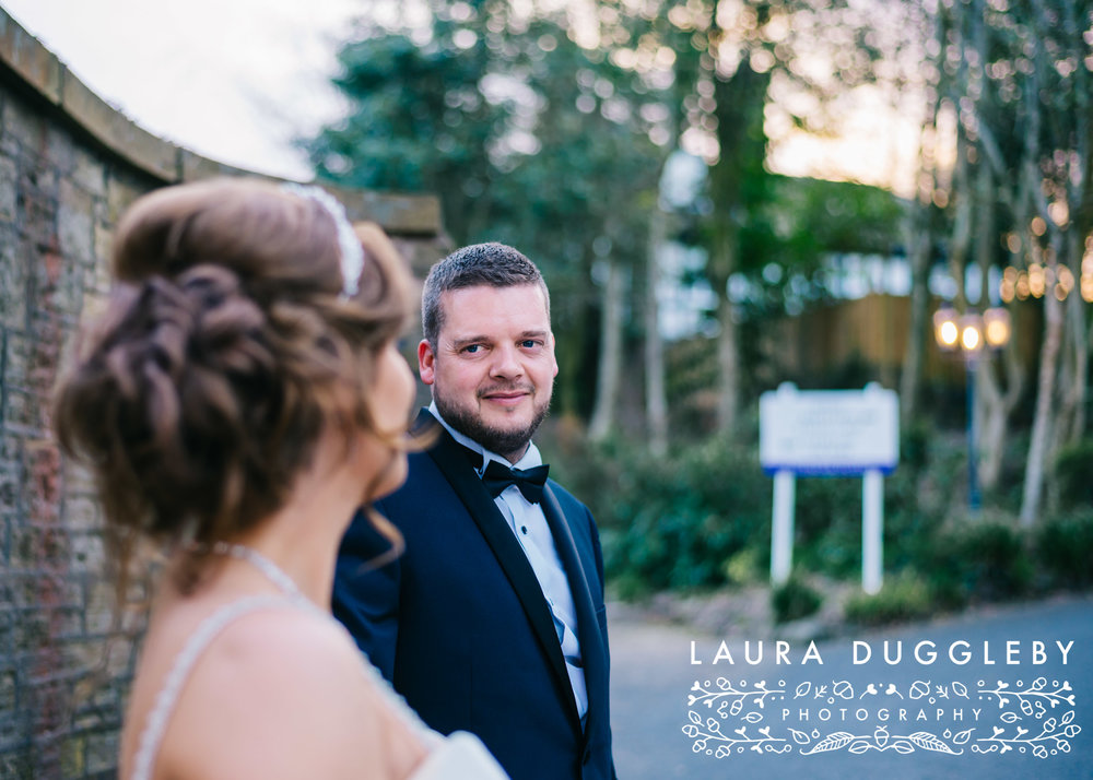 Higher Trapp Hotel Wedding, Ribble Valley Wedding Photographer18