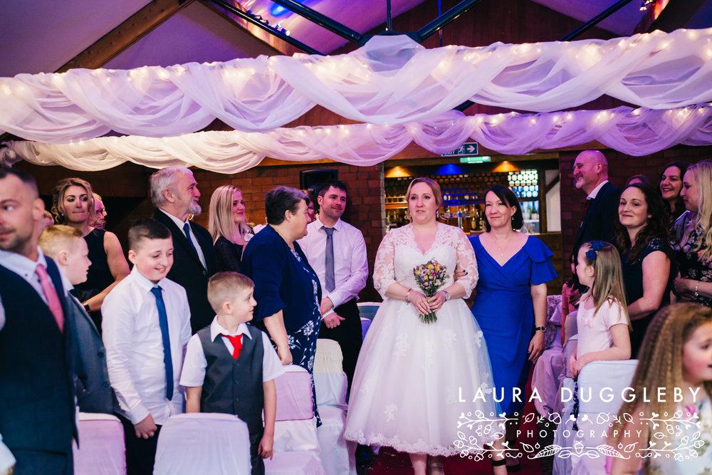 M&L The Stables Bury Wedding - Lancashire Wedding Photographer-14.jpg