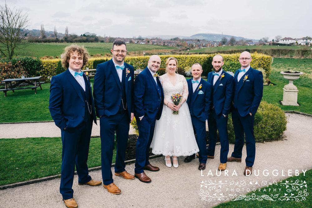 M&L The Stables Bury Wedding - Lancashire Wedding Photographer-26.jpg