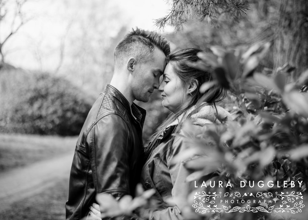 Hurstwood Reservoir Engagement Shoot - Ribble Valley Wedding Photographer16