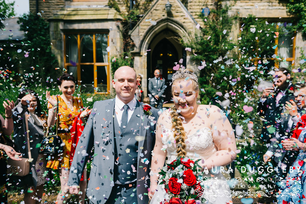 Moss Lodge Hotel Wedding - Rochdale Wedding Photographer7
