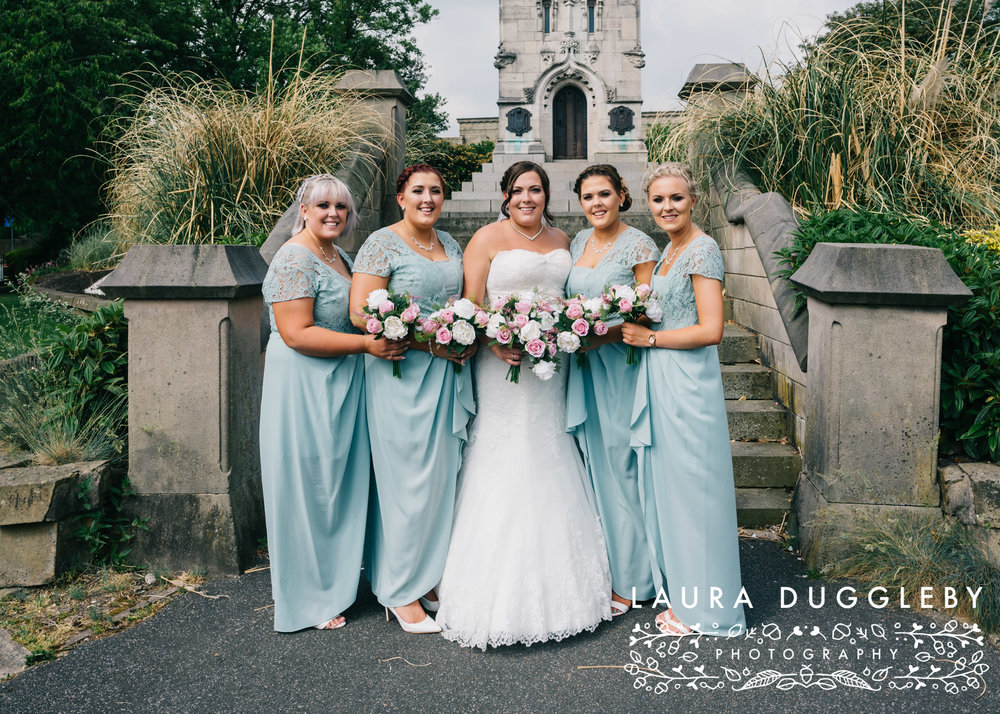 Elizabethan Suite Bury Town Hall - Manchester Wedding Photographer11