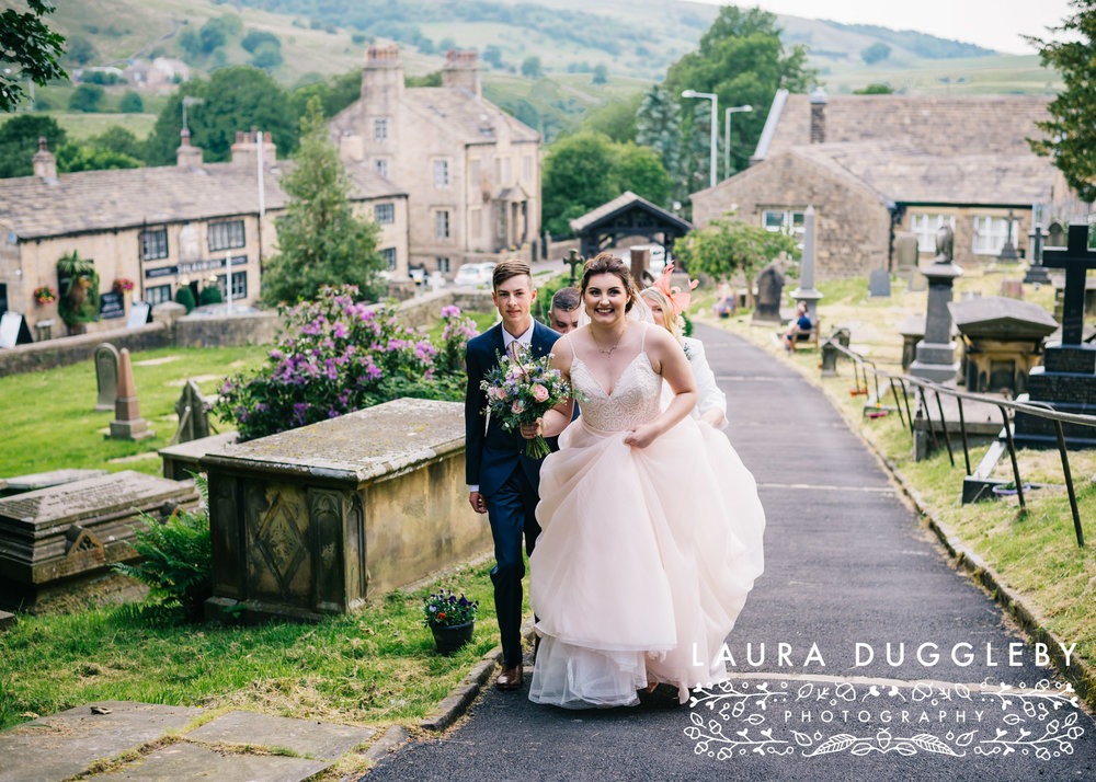 Holmes Mill Clitheroe Wedding - Lancashire Wedding Photographer6