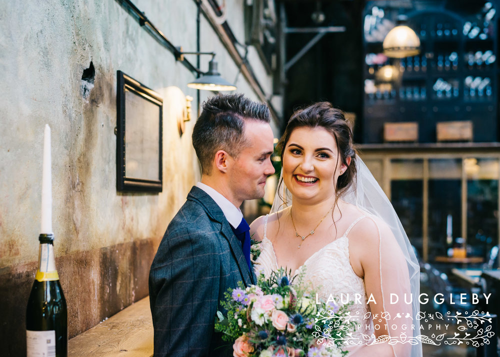 Holmes Mill Clitheroe Wedding - Lancashire Wedding Photographer14