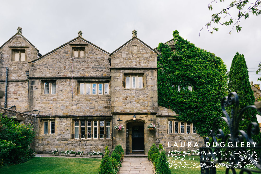 Stirk House Wedding Lancashire - Ribble Valley Photographer
