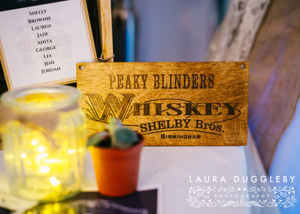 Peaky Blinders Wedding - Whitehall Hotel Darwen - Wedding Photographer5