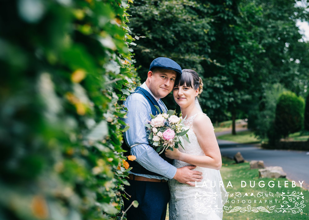 Peaky Blinders Wedding - Whitehall Hotel Darwen - Wedding Photographer12