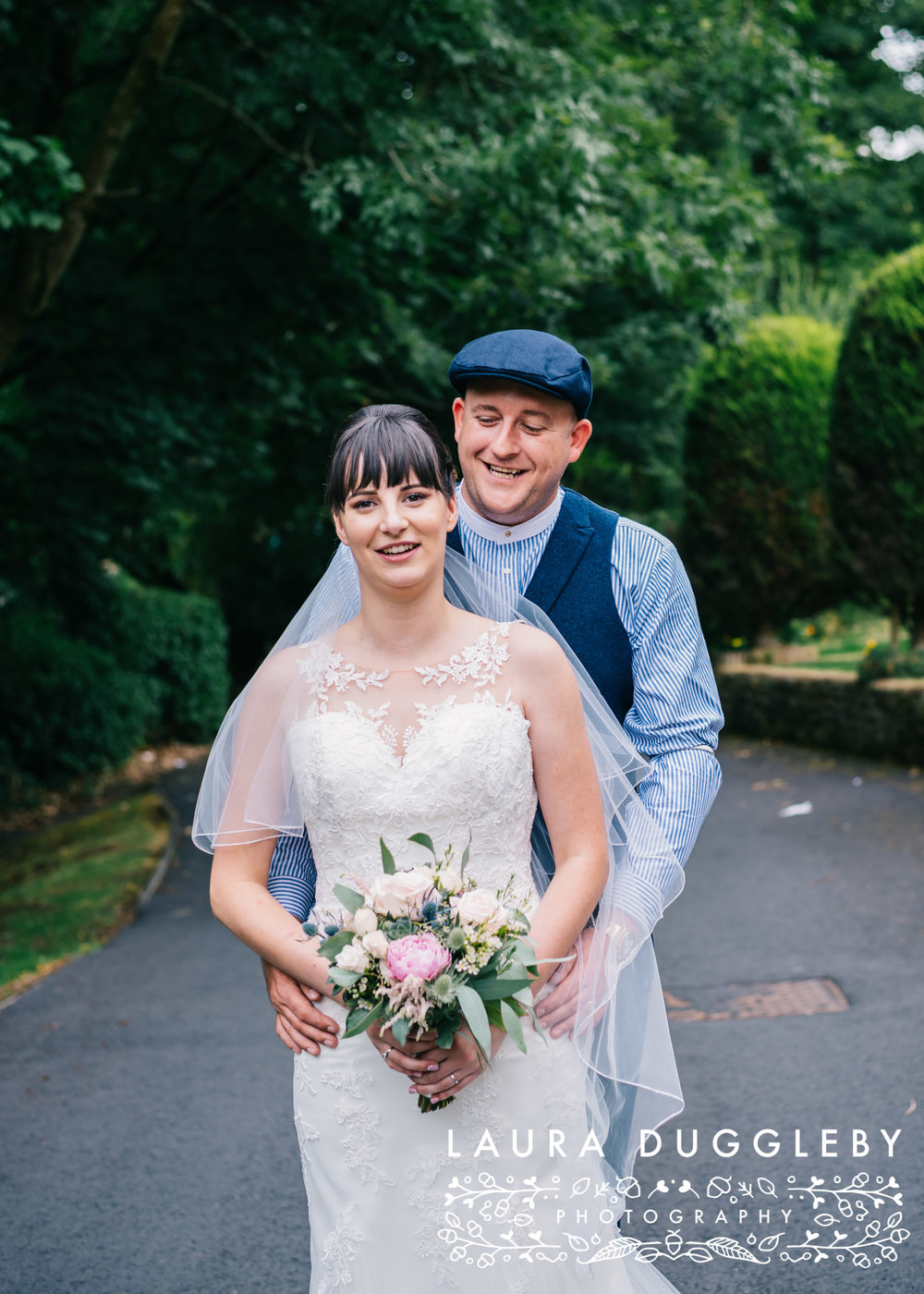Peaky Blinders Wedding - Whitehall Hotel Darwen - Wedding Photographer14