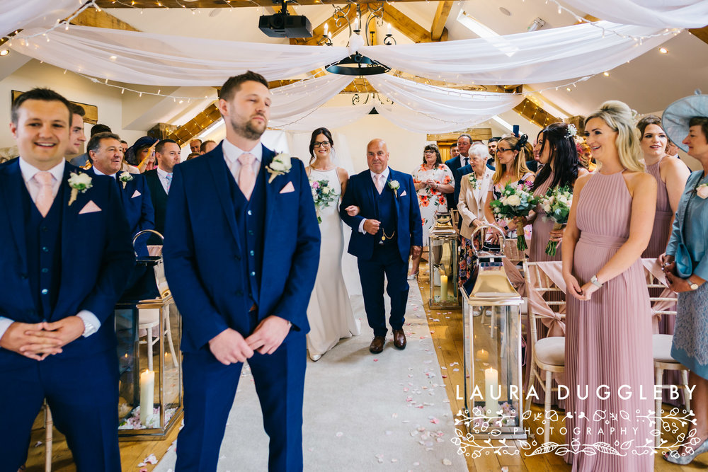 Beeston Manor Wedding - Preston Wedding Photographer9