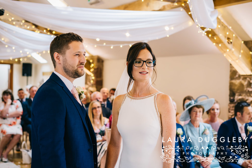 Beeston Manor Wedding - Ribble Valley Wedding Photographer