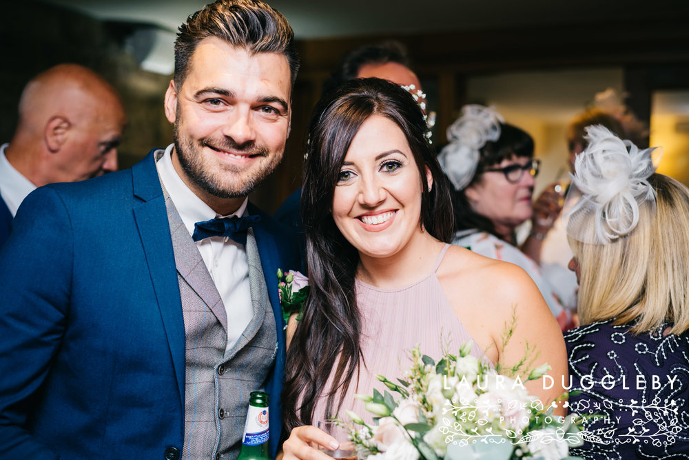 Beeston Manor Wedding - Ribble Valley Wedding Photographer2