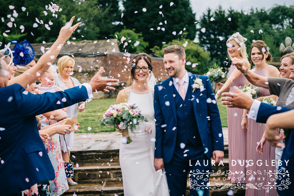 Beeston Manor Wedding - Lancashire Wedding Photographer