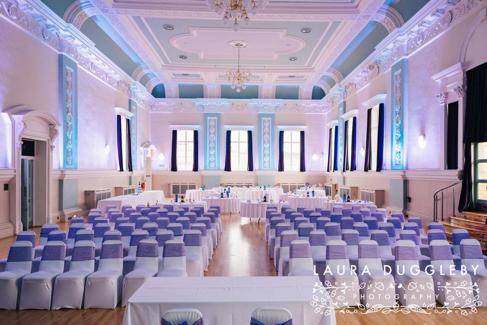 Accrington Town Hall Wedding Photographer5