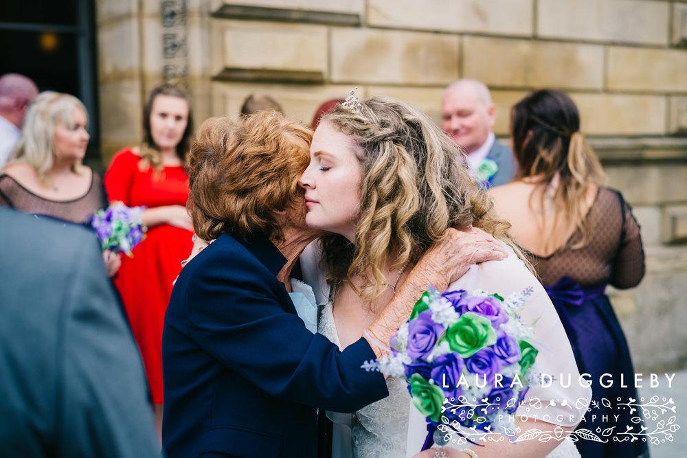 The Ballroom At Accrington Town Hall Wedding - Lancashire Wedding Photographer
