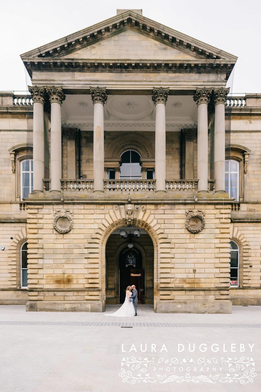 The Ballroom At Accrington Town Hall Wedding - Lancashire Wedding Photographer7