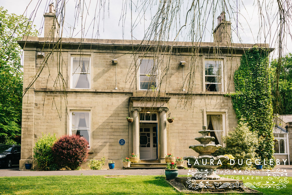 Rossendale Wedding Photographer - Sykeside Hotel