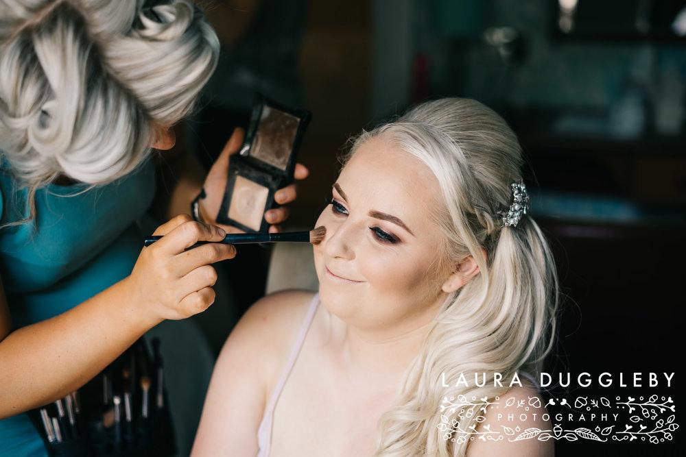 Rossendale Wedding Photographer - Sykeside Hotel10