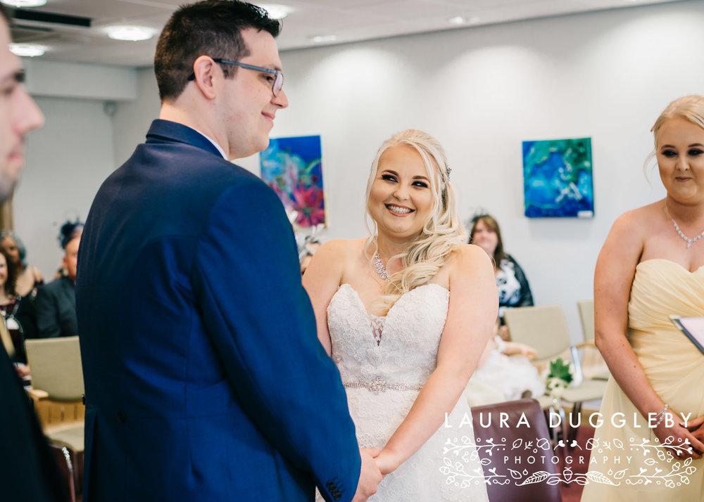 Rossendale Wedding Photographer - Sykeside Hotel34