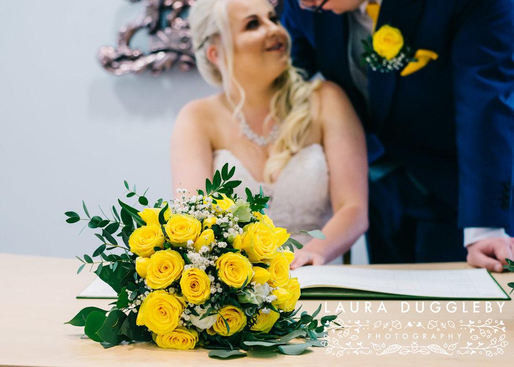 Rossendale Wedding Photographer - Sykeside Hotel36