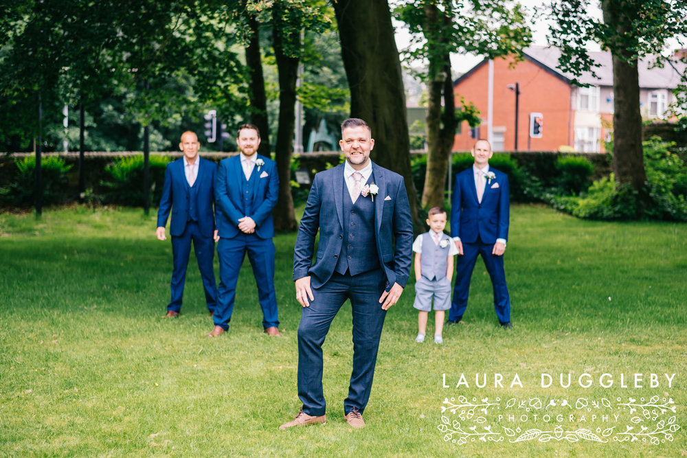 Accrington Wedding Photographer - Sparth House Hotel14