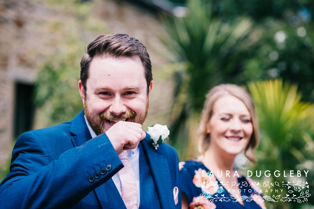 Accrington Wedding Photographer - Sparth House Hotel15