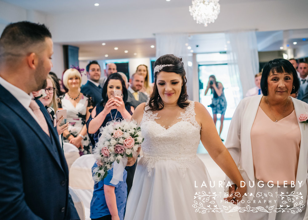 Accrington Wedding Photographer - Sparth House Hotel19